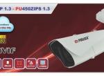 Camera IP hồng ngoại PURASEN PU-450ZIP 1.3